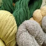 糸、キタ〜〜〜っ\(^o^)/‼‼  「 けいとだま157」と「ておりや」さんの美人な糸。