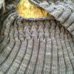 Lin-Lin shawlは枝がぐんぐん伸びております♪( ´θ`)ノ.