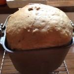 「手作りパンで朝食を」の習慣再び。。。