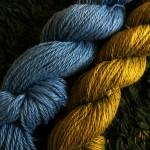 キレイ色の麻糸「Trinity」が届きました♫