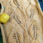 「ジャックと豆の木のセーター」編み直しを決断。