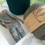 MEILIで「Seashore」を編みはじめました。