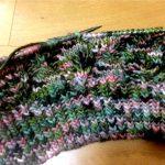 久しぶりにHappa Hatを編みました。