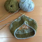 Phōsを編んでいます。