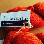 マラブリゴSOCKでケルティックなNemetonを編む。