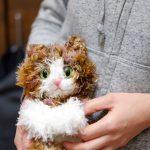 猫を編むシアワセ。