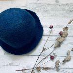 Heaven 's  Gardenさんでフェルト帽子を作るワークショップに参加しました。